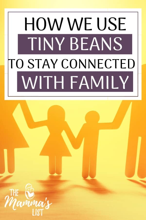 Tiny Beans is an amazing app that lets us easily stay connected to family all around the globe. Now everyone can watch your little one grow up every day, no matter where they are. The best news is that it's completely safe! No one has access to your journal without your permission. Tiny Beans is one of the best things we did to keep in touch while our little was little!