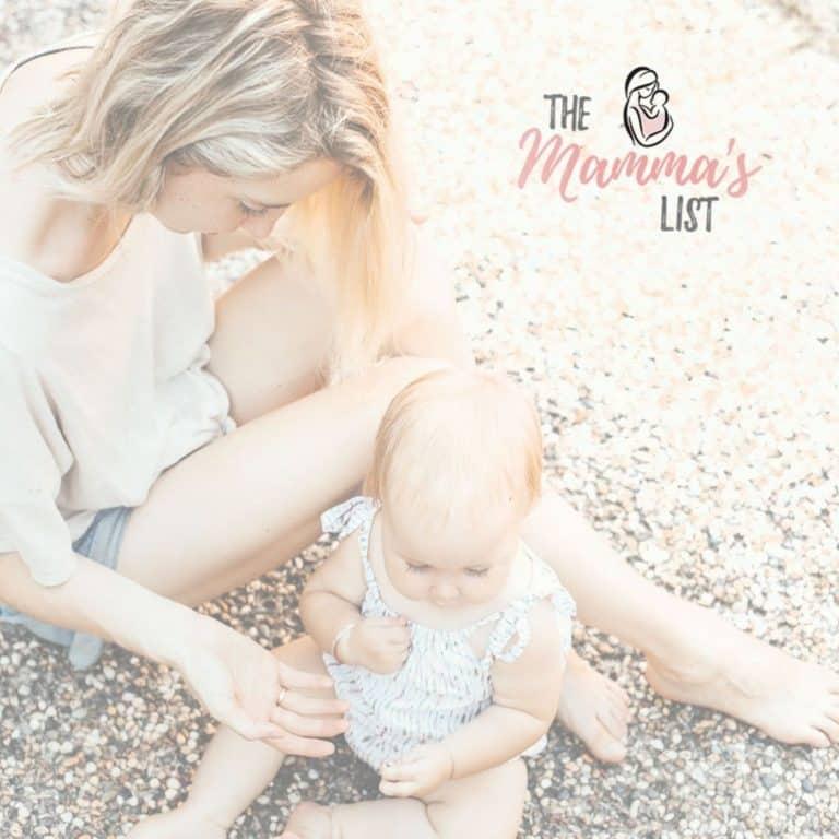 The Beginning of The Mamma's List