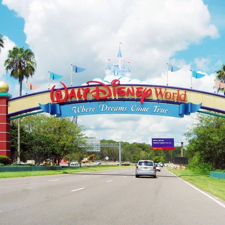 Where to stay at Disney World with a Toddler