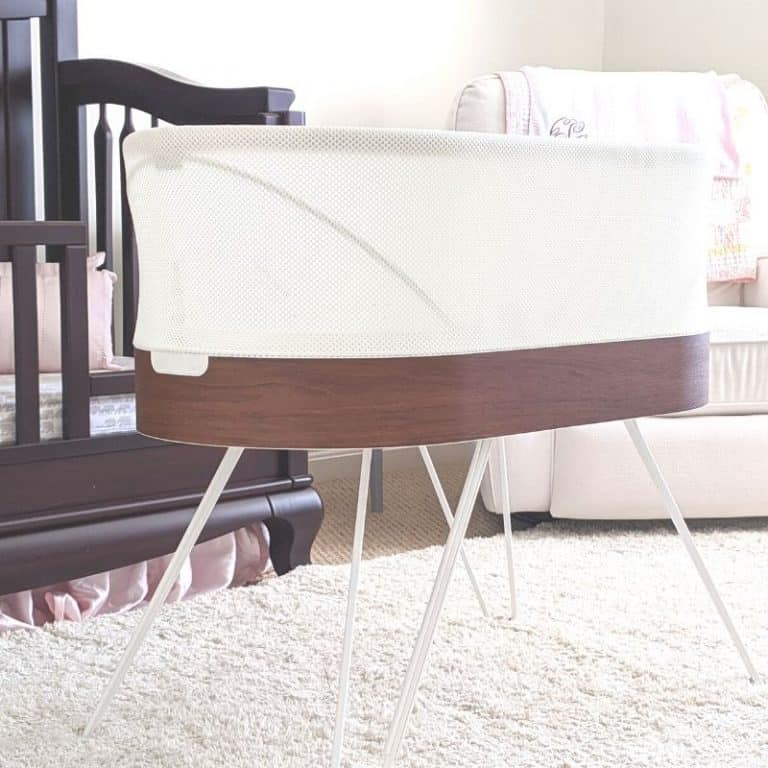 Is the SNOO worth it? Here's my honest review of the SNOO bassinet