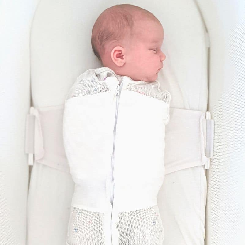 how does snoo work to soothe your baby?