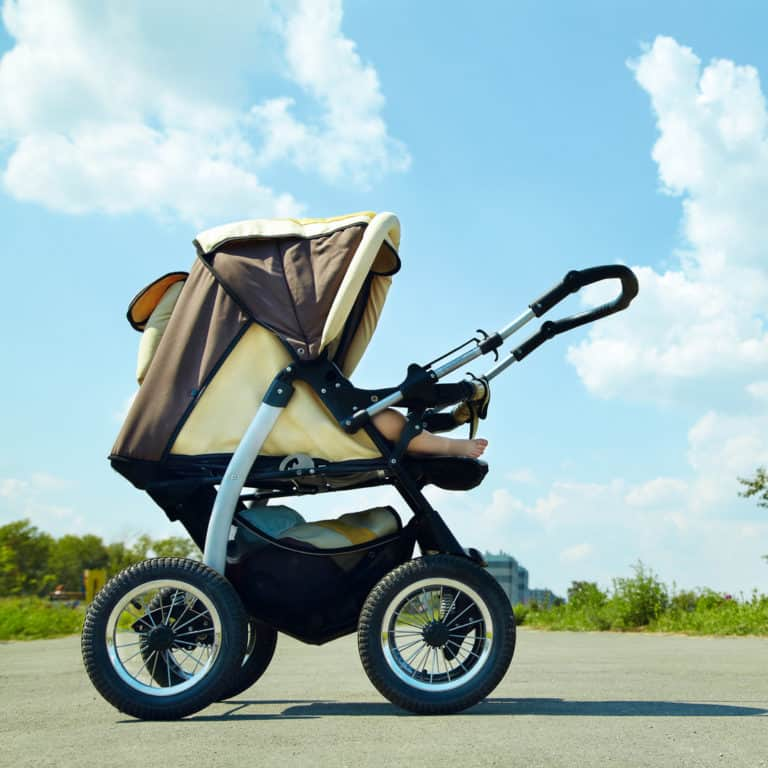The right infant stroller to make baby's first year a breeze