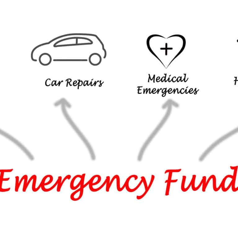 Five awesome tips to create an emergency fund, fast!