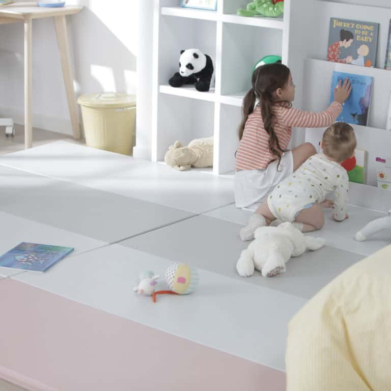 Non-toxic Baby Playmat: Alzipmat Product Review