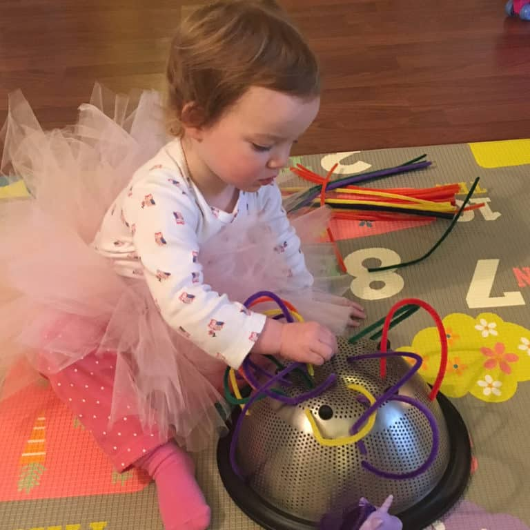 Boredom Busters: Indoor Toddler Activities (that keep mom sane)