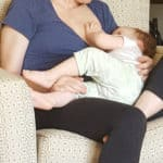 working breastfeeding pumping mamma