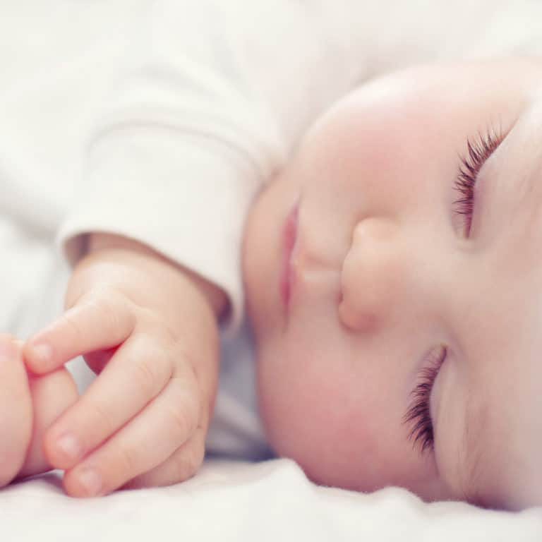 Safe Sleep: The Ten Commandments to Reduce Baby's Risk of SIDS