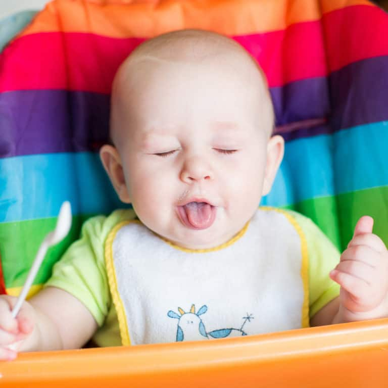 How to start solids: detailed advice on the what, when & how of introducing baby food