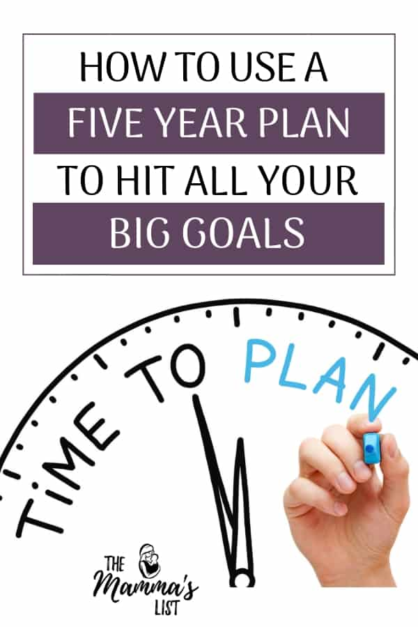 Long term planning is critical when you're making big life changes. If you're only looking one year into the future you might miss an important opportunity that sets you up for future success. Here's how long term planning helps you make choices today that will help you achieve bigger goals tomorrow.