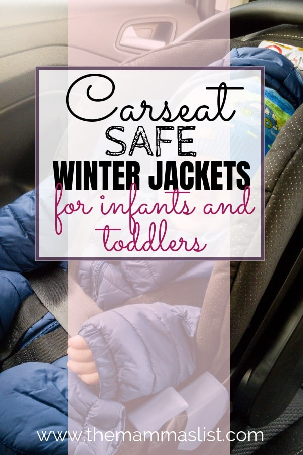 Not all winter jackets are safe to use in car seats. Heavy coats make the seat less effective. A safe car seat coat is a must-have for the winter months. Find out the safest options for your little ones in the car during the winter months. This could save your child's life!
