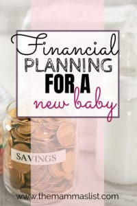 Are your finances ready for a new baby? Find out how to ensure your budget is prepared before your new baby arrives! Baby budgeting is real. Get your finances as ready as the rest of you!