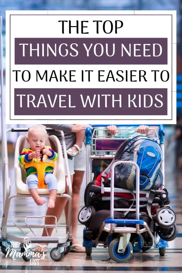 Traveling with kids is so much less stressful with a little prep. I was so worried the first time we traveled as a family of three, but prep made it so much easier than I thought. See our top five tips for traveling with kids, with packing list and key gear included!