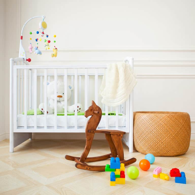 Everything you ever wanted to know about crib bedding