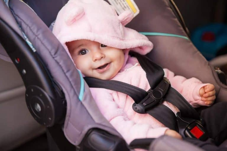 The best car seat safe coats for Fall and Winter