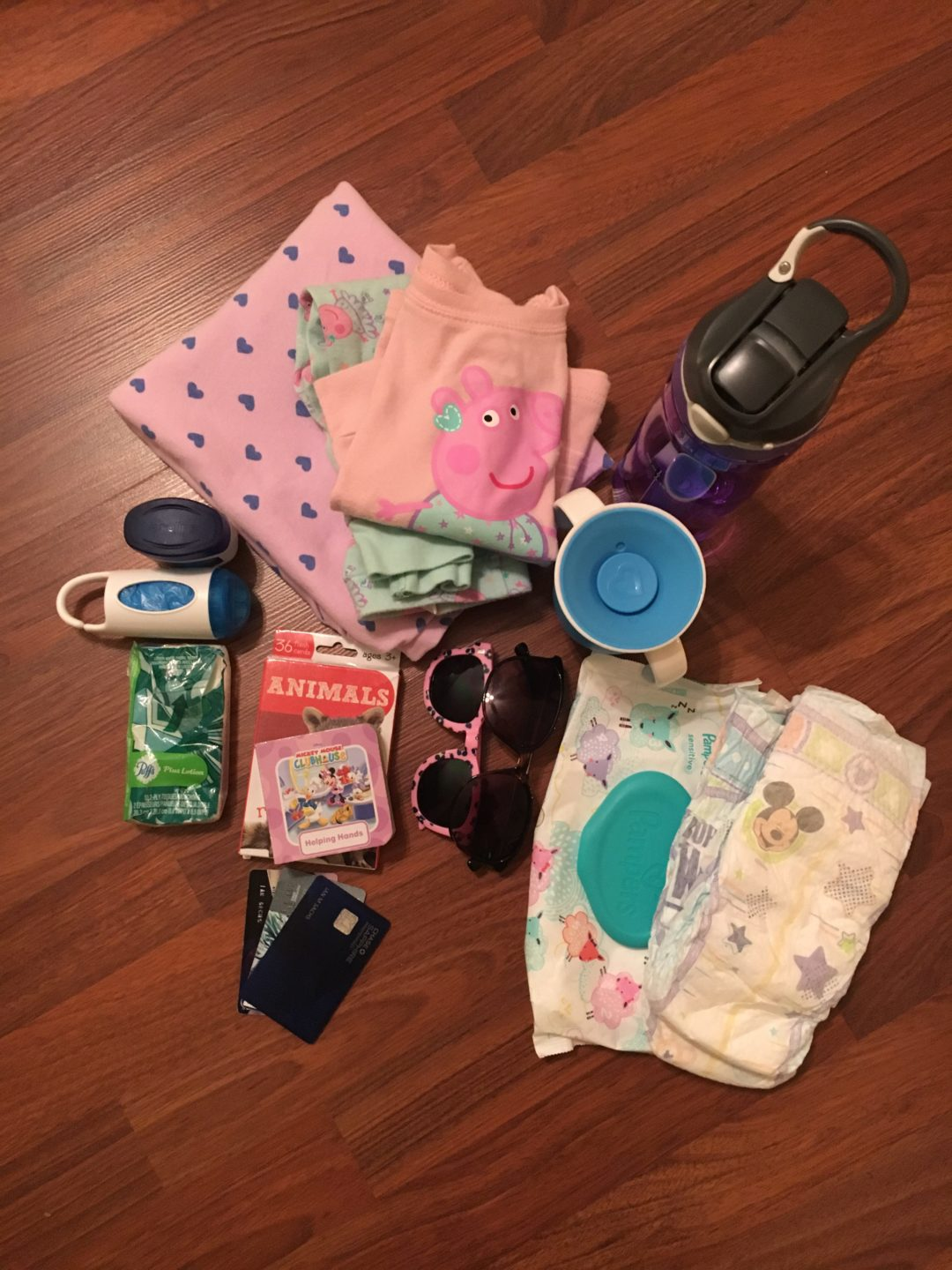 baby charm stroller organizer _ all the things