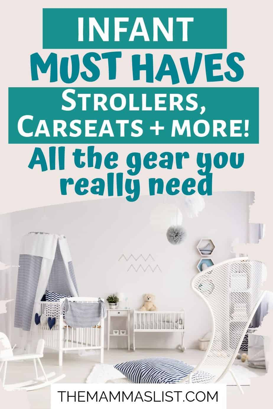 Everything you ever needed to get moving. All your baby registry needs for baby items on the go. Strollers, Car seats, baby carriers, diaper bags and more. Find out the best products for your baby registry and what you really need!