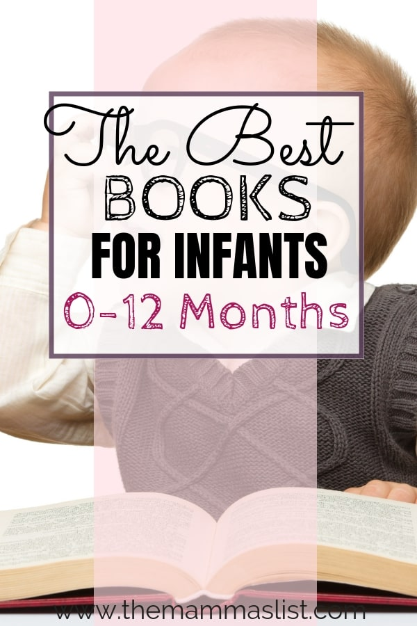Our favorite infant books that were huge hits the entire first year. Reading to your children is an amazing way to bond and help them grow, and is a fun activity for the early days. Baby books and reading also help with sensory development as they touch and turn pages. Check out these awesome recommendations on the 10 BEST baby books for infants!