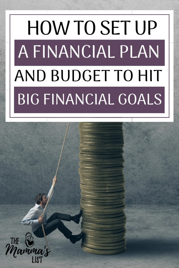 We set a budget and financial goals every year to ensure we're on track with our finances and spending. There are a few easy ways to set yourself up for success with both your budget and goals - keeping you on track all year! Check out the strategies we use to finally achieve big financial milestones.