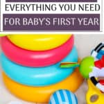 A comprehensive baby registry guide for infant products you will actually use. This registry guide breaks down items by category. Don't let your baby registry become a bigger headache. Check out the baby bargains recommendations and mom tested baby products that you really need!