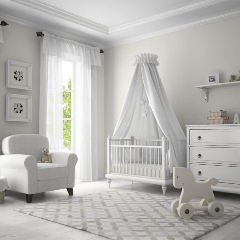 Baby Registry Guide: Nursery