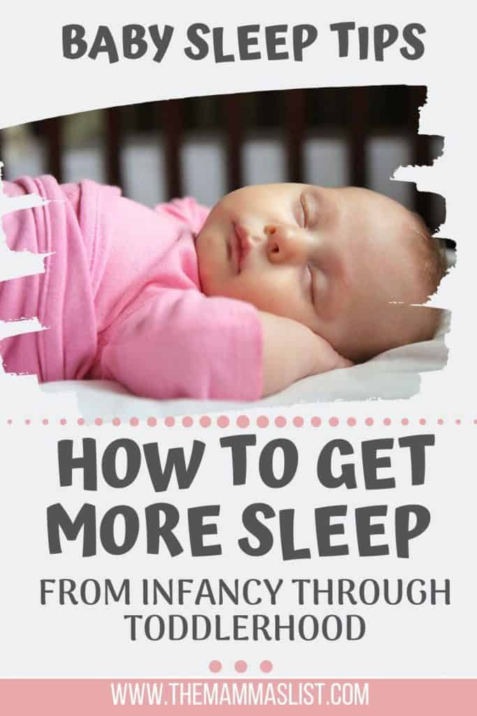 Almost every new mom wants to know how to get baby to sleep. From the sleepless newborn phase through sleep regressions and toddler night wakings - sleep is a hot topic the first years. Find out everything you wanted to know about how to get baby to sleep from infancy through toddlerhood. All the baby sleep tips you'll need - in one roundup!