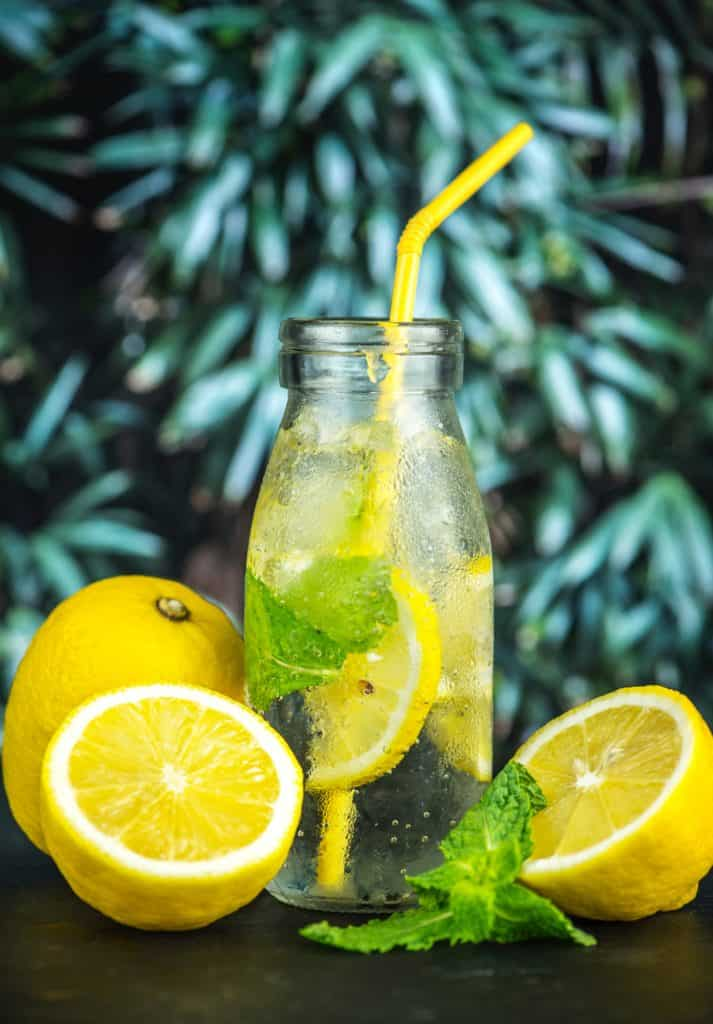 try lemon wedges to combat morning sickness