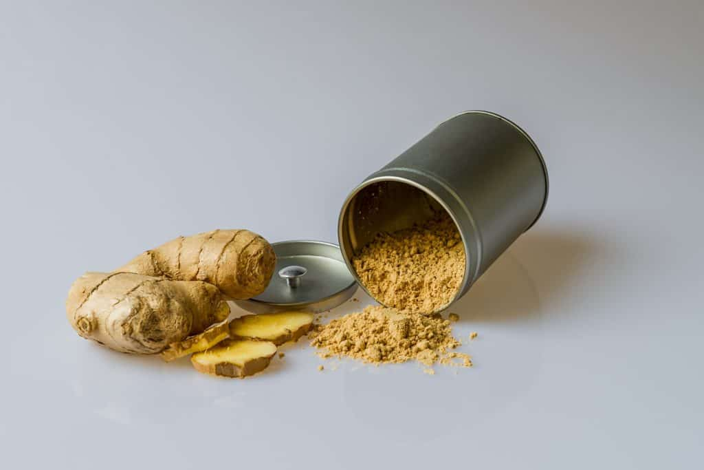 try ginger to reduce nausea with morning sickness