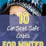 safe car seat coat