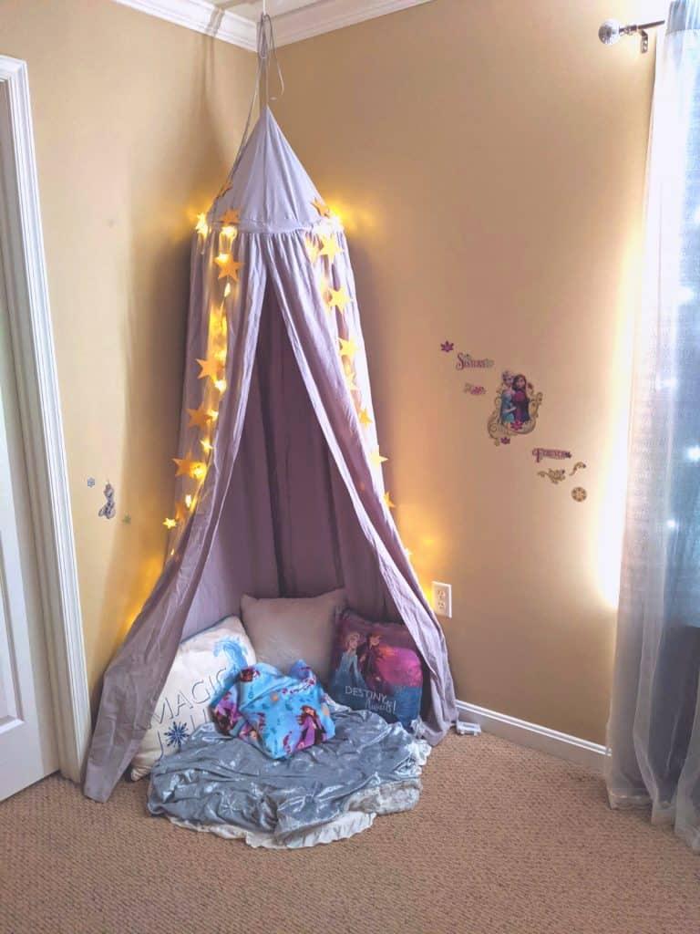 Toddler Bedroom Reveal Frozen Toddler Room Ideas