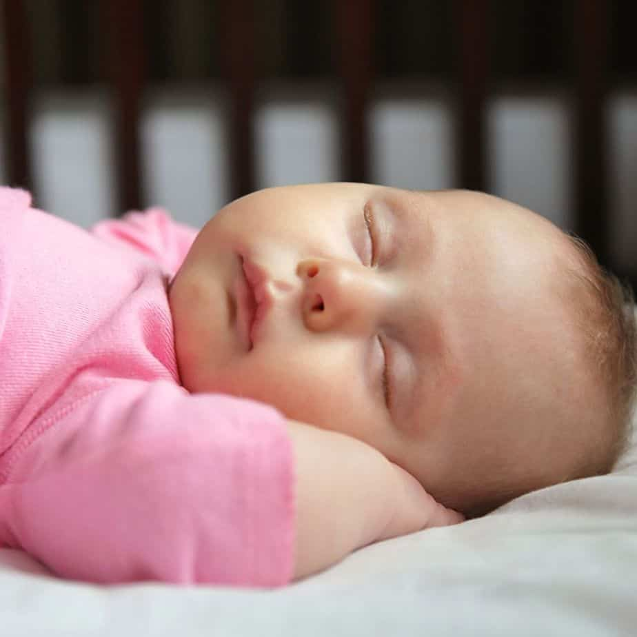 how to get baby to fall asleep alone