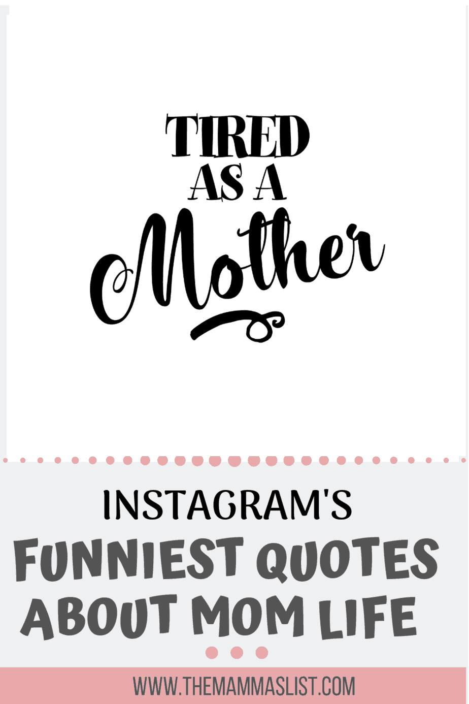 The funniest parenting quotes of Instagram - you\'re not alone!