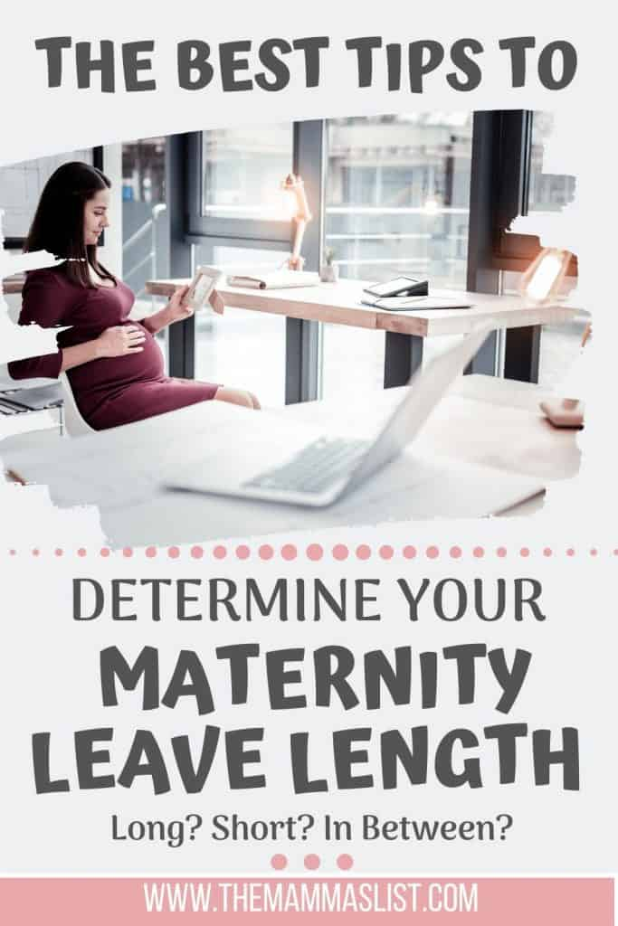 There are a few important things to know when deciding on your length of maternity leave. Should you take a long maternity leave? How will you financially prepare for a long (or short) unpaid maternity leave? Click through for what you need to know to prepare for an extended maternity leave - from budgeting to insurance and everything in between.