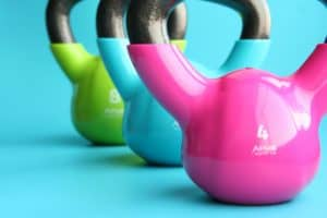 self-care tips for new moms: hit the gym