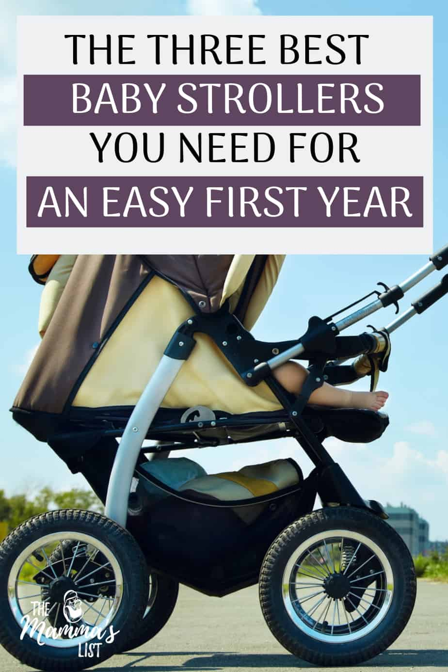 Having the right stroller can be the difference between an easy outing and stress with an infant. Check out the very best baby strollers to get you through baby's first year. A main stroller and travel stroller are a must if you'll be on the move! Click through to read more about which brands you'll love.