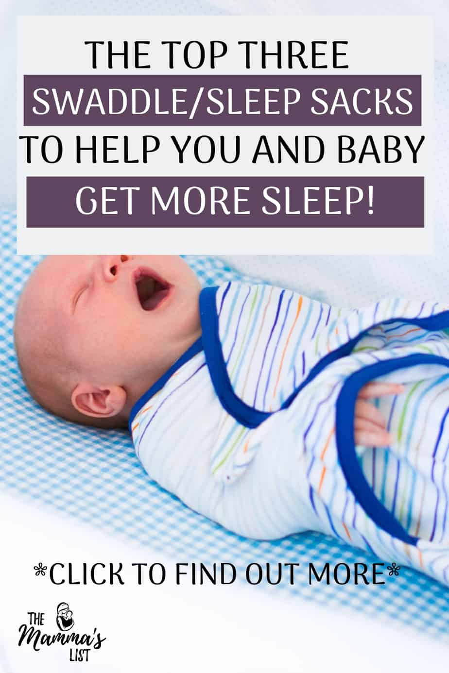 Have you not figured out the baby swaddle game yet? Are you struggling to find a swaddle or sleep sack you feel good about or one that actually works? Here are three awesome swaddle and sleepsack options to help both you and your baby get more sleep.