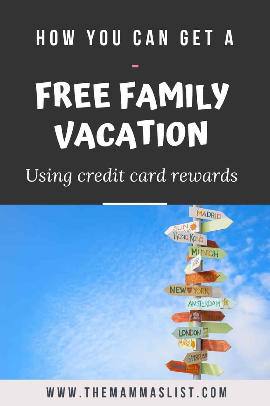 Travel hacking is an awesome way to save money and go on a family vacation for FREE! If you're budgeting, trying to save money or don't have a lot to spend but still love to travel, travel rewards, credit card points, and travel hacking are the best way to go on a free (or nearly free) vacation every year.