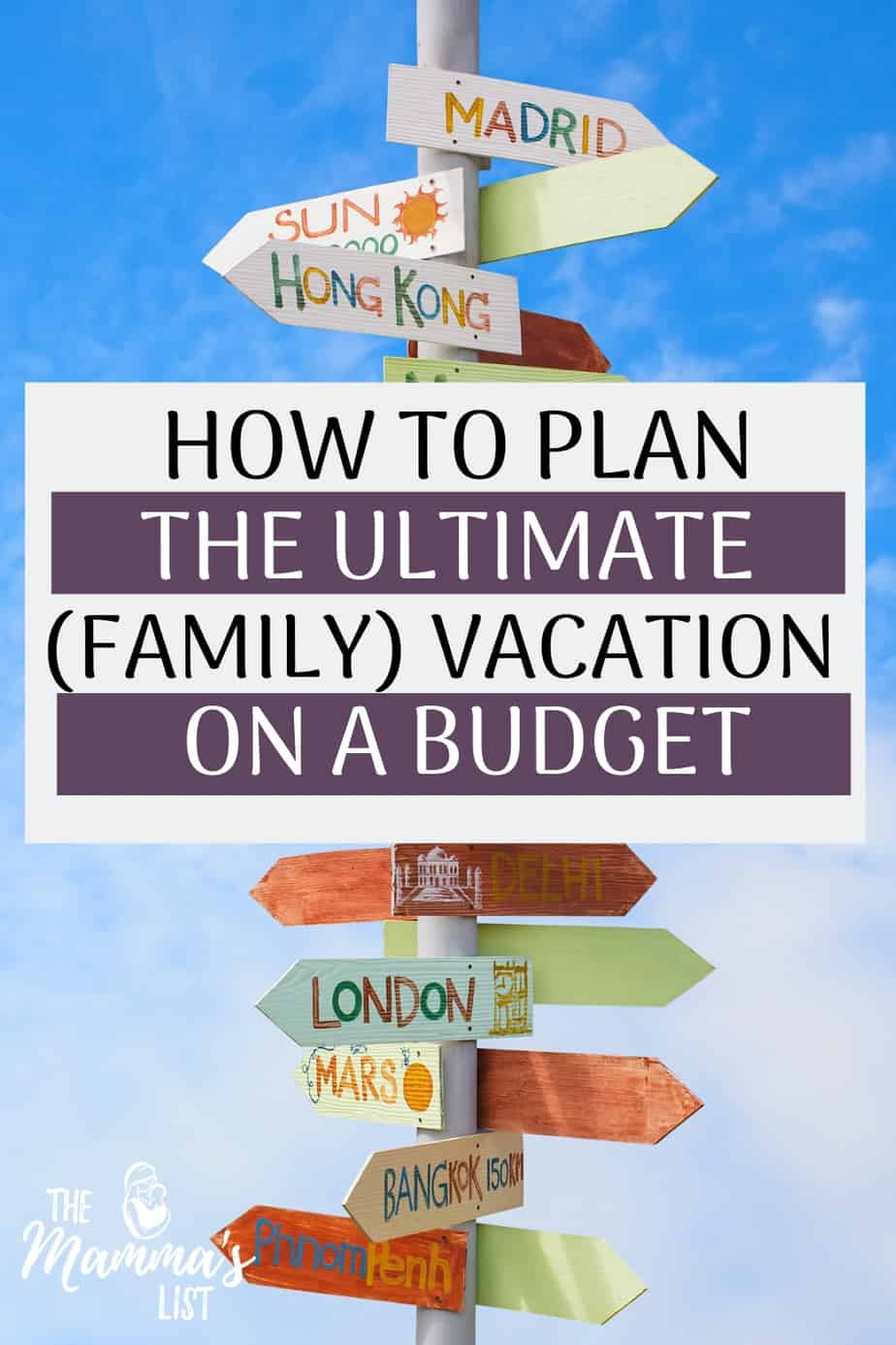 7 top tips to plan a vacation from a to z, on a budget! Sometimes it's hard to know where to start when planning a big family vacation? Check out the seven steps we use to plan an amazing vacation that doesn't break the bank. Planning your next vacation should be fun, and with a little prep, you'll be on your way (and under budget) in no time!