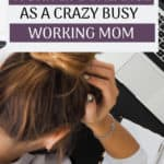 Being a working mom is hard. It's a constant balance of trying to prioritize your family while maintaining success at work. Find out the strategies I use to maintain a semblance of work-life balance, maintaining time with my family while focusing on a career.